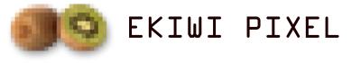 eKiwi Pixel Logo - Home