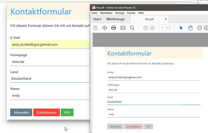 pdf download html einbinden