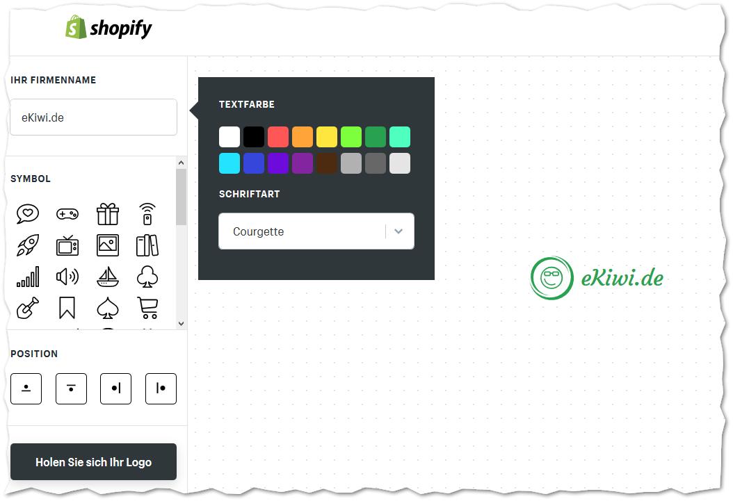 Online Logos Erstellen Und Andere Kostenlose Tools Ekiwide